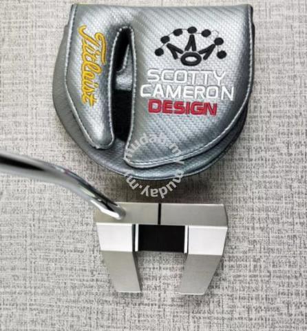 Futura 5W Golf Putter 2018 Scotty Cameron ( New ) - Sports & Outdoors for  sale in Cheras, Kuala Lumpur