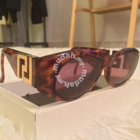 280d48cf594e9 Gianni versace tortoise mod t24 sunglass frame - Watches   Fashion  Accessories for sale in Petaling Jaya