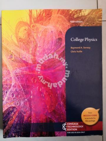 College Physics - Textbooks for sale in Pontian, Johor