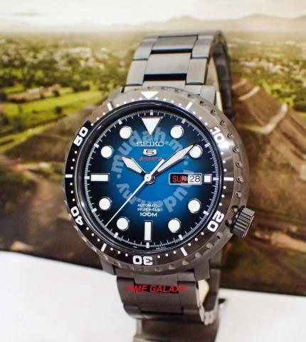 Seiko 5 Sports Srpc65k1 Automatic Black Pvd Watch Watches Fashion Accessories For Sale In Kota Damansara Selangor