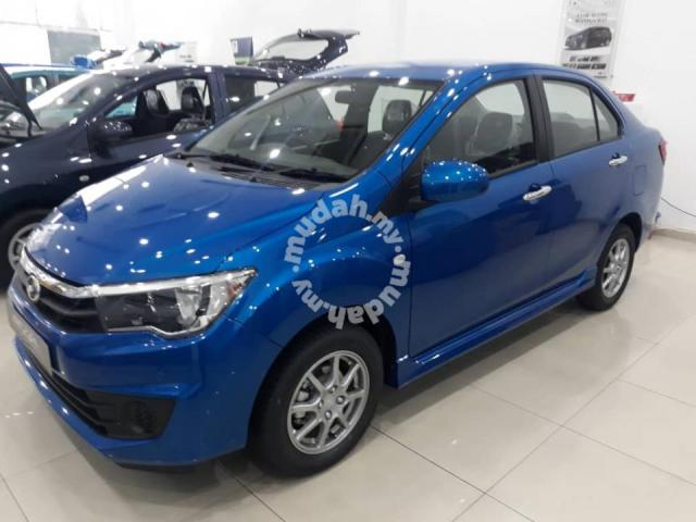 2019 perodua bezza 1 0 gxtra auto full loan cars for. Black Bedroom Furniture Sets. Home Design Ideas