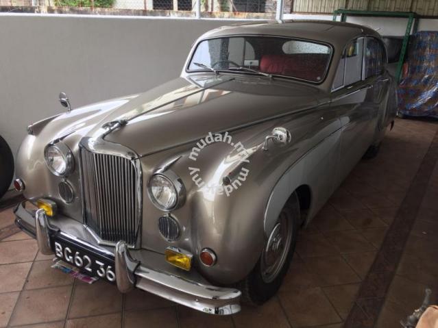 1961 Jaguar Xj Mk9 Classic Vintage Cars For Sale In Ampang Hilir