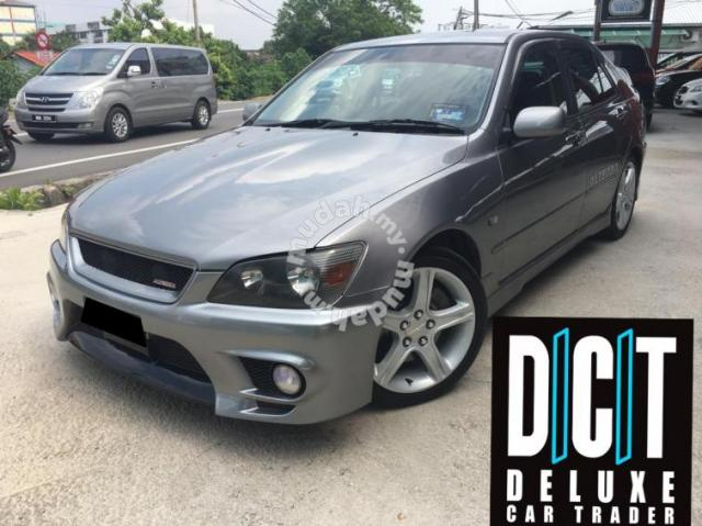2002 Toyota Altezza 2 0 A Yamaha Beam Engine Cars For Sale In