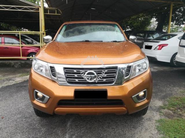 2016 Nissan NAVARA 2 5 SE (M) DIESEL TURBO 4x4 - Cars for sale in Bagan  Jermal, Penang