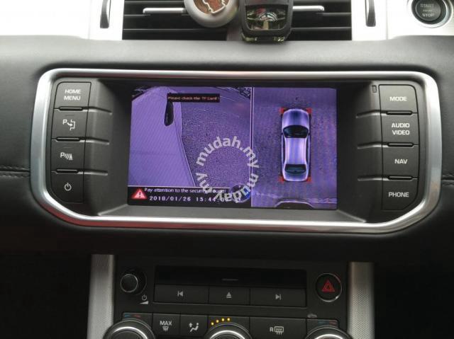Range Rover Install Surround 360 Quot Camera System Car
