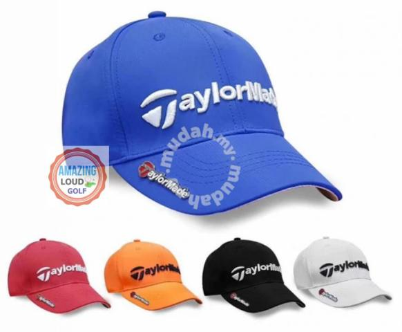 Golf Cap Hat Taylormade Magnetic Ball Marker (New) - Watches   Fashion  Accessories for sale in Cheras 69750f5c9dd