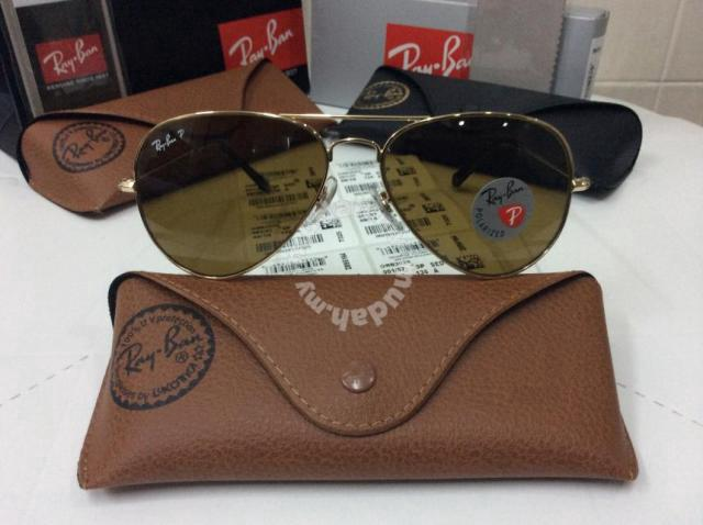 Original Rayban Aviator Ray-Ban RB3025P 001 57 - Watches   Fashion  Accessories for sale in KL City, Kuala Lumpur 776eb9d810f8
