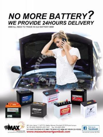Car battery delivery service installation - Car Accessories & Parts for ...