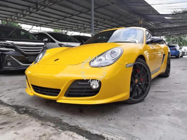 2010 Porsche Cayman 3 4 S