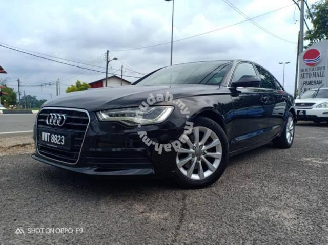 2012 Audi A6 20 Tfsi A Quattro Sport Package Cars For Sale In