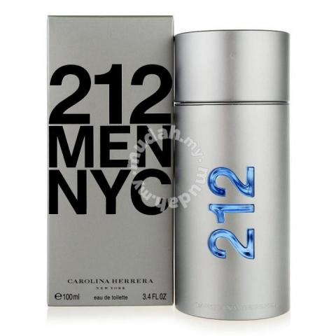 9f521220e 212 men nyc 100ml free shipping - Health   Beauty for sale in Mont ...