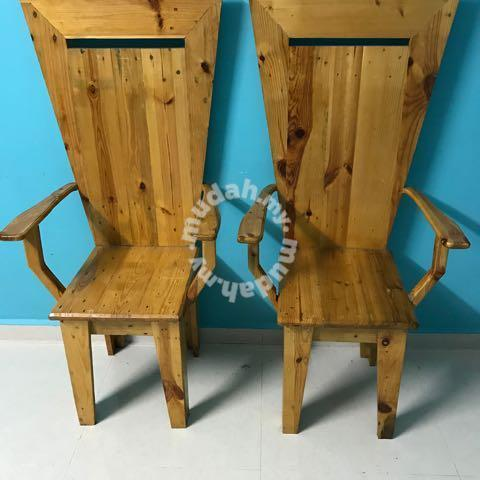 Handmade Pallete Chair For Indoor Or Outdoor Furniture Decoration