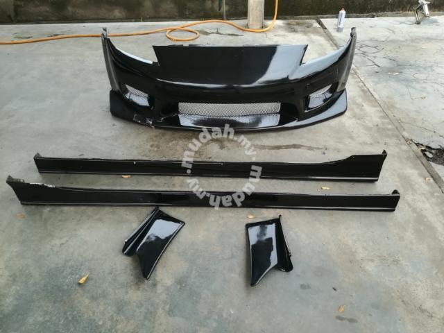 RX-8 rx8 bumper bodykit skirt diffuser canard - Car Accessories & Parts for  sale in Bera, Pahang