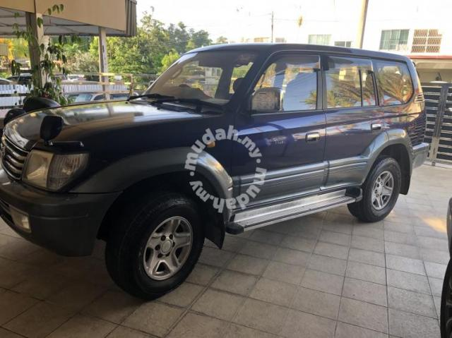 Toyota LANDCRUISER PRADO 3 0 1KZ (A) - Cars for sale in Penampang, Sabah