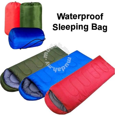 Foldable Waterproof Sleeping Bag 11 Sports Outdoors For In Others Selangor