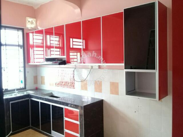 Kabinet Dapur Aluminium Furniture Decoration For In Johor Bahru