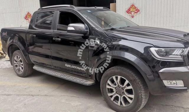 Ford Ranger Wildtrak T7 T8 Raptor Fender Flares Car Accessories Parts For Sale In Cheras Kuala Lumpur