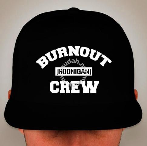 090ba4df0 Hoonigan Burnout Crew Snapback Cap - Clothes for sale in City Centre, Kuala  Lumpur