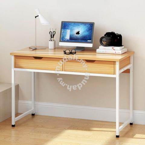 Simple Modern Computer Desk Study Table Furniture Decoration For
