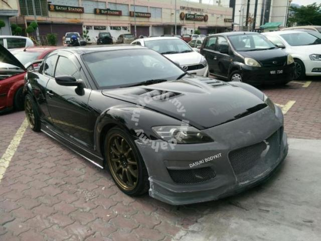 Front bumper mazda rx8 re2 car accessories parts for sale in selayang selangor for Mazda rx8 interior accessories