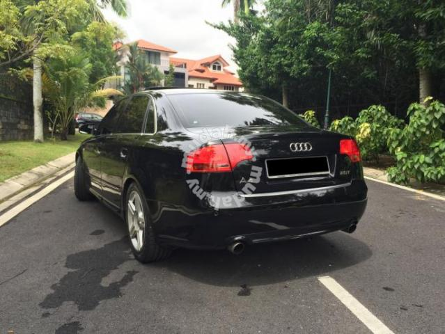 Audi A TFSI SLine Sunroof Sporty Cars For Sale In - Audi a4 2006