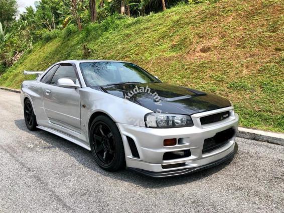 2000 Nissan Skyline R34 Gtt M Cars 12 Photos For Sale In