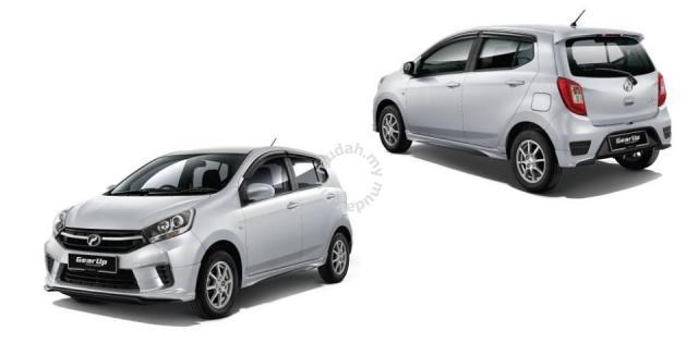 2019 Perodua AXIA 1.0 G (Auto) - Cars for sale in Kota