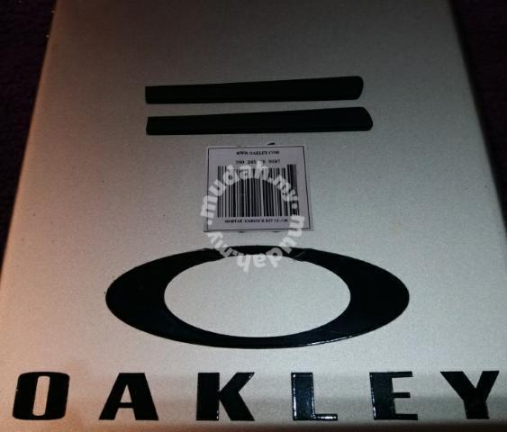 6b40315a9a Oakley mortar black earsock kit - Watches   Fashion Accessories for sale in  Ampang