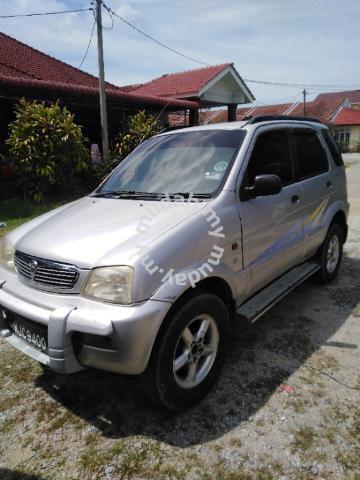 2001 Perodua kembara - Cars for sale in Kota Bharu, Kelantan