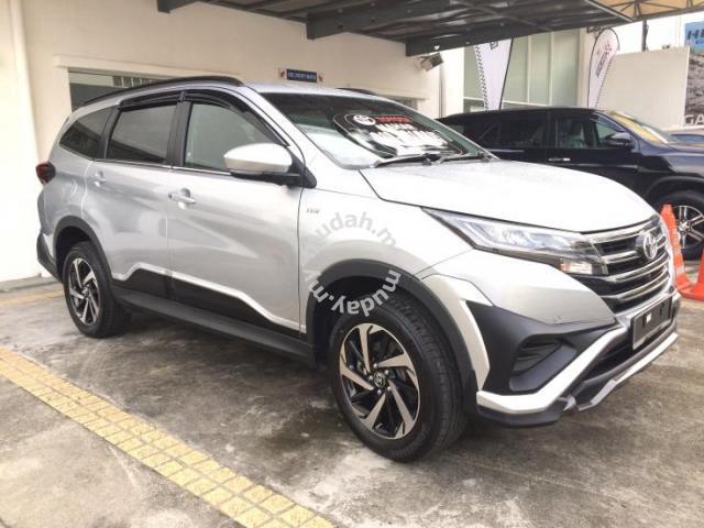 2020 Toyota Rush 1 5 A Muka Rendah No Cukai Sst Cars For Sale In Wangsa Maju Kuala Lumpur
