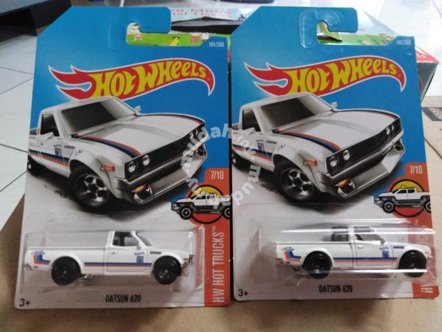 Hotwheels Datsun 620 White Hobby Collectibles For Sale In Wangsa