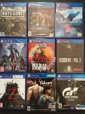 [NEW] PS4 Games