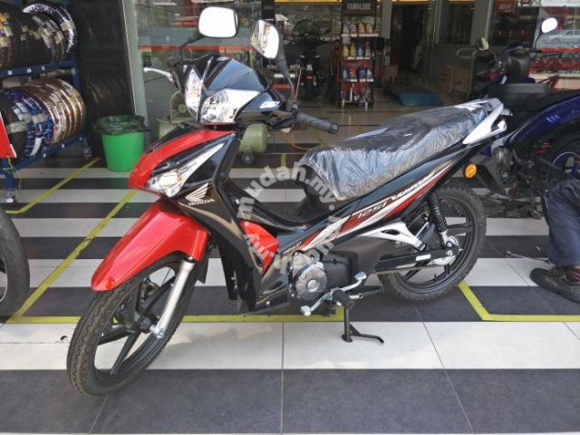 2018 Honda Wave 125 Wave 125i Yearend Promotion Motorcycles For