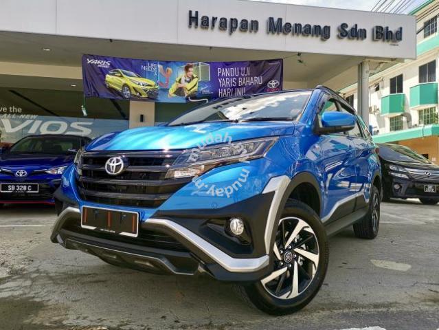 2020 Toyota Rush G 1 5l A Cars For Sale In Kota Kinabalu Sabah