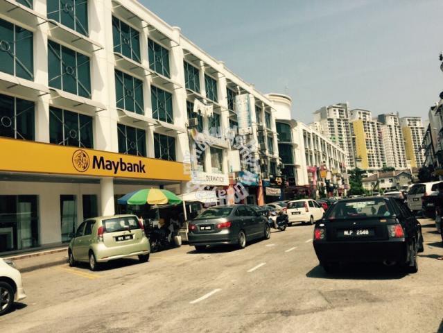 Puchong Bandar Puteri 4 Story