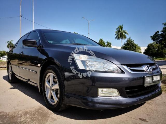 2007 Honda Accord 2 0 Facelift A Low Mileage Cars For In Seberang Perai Penang