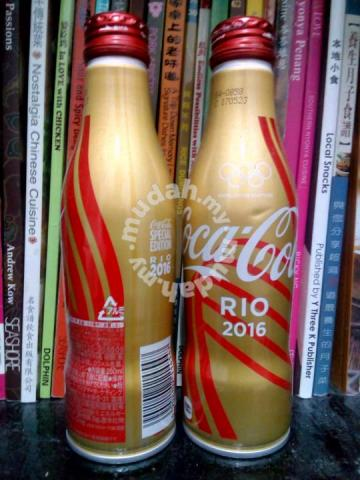 d9a3f93f2e7b 2016 RIO JAPAN COCA COLA 2 x 250ml Glass bottles - Hobby & Collectibles for  sale in Kota Kinabalu, Sabah