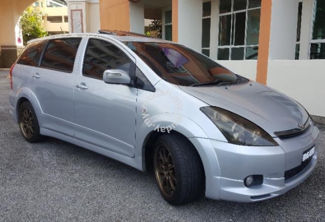 2005/05 Wish 2 0(A) Import Baru - Cars for sale in Sungai Ara, Penang
