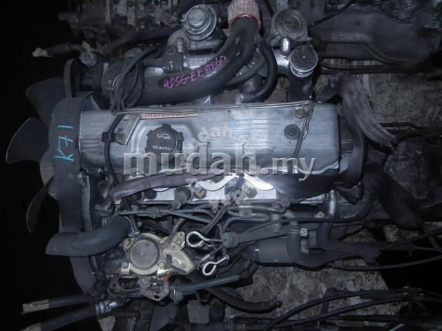 Engine Mitsubishi Pajero L047 2 5L 4D56 Turbo - Car Accessories & Parts for  sale in Puchong, Selangor