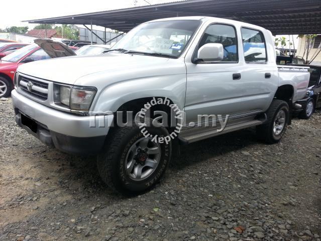 Toyota Hilux 2.8D LN166 (M) -02 - Image