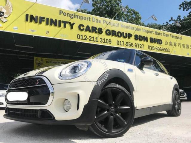 2017 Mini Cooper 20 S Clubman Uwarranty Low Mile