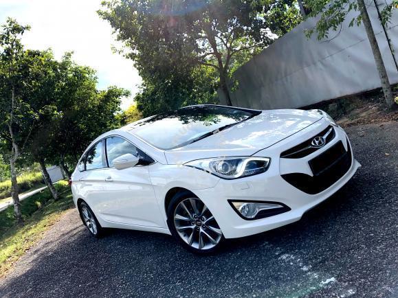 2014 hyundai i40 2.0 gdi (a)free 1yrs service - cars for sale in