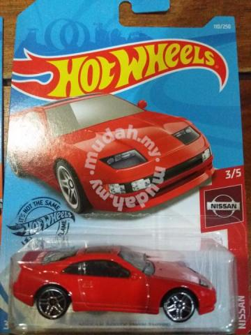 Hotwheels Nissan 300Zx Twin turbo - Hobby & Collectibles for sale in  Cheras, Kuala Lumpur