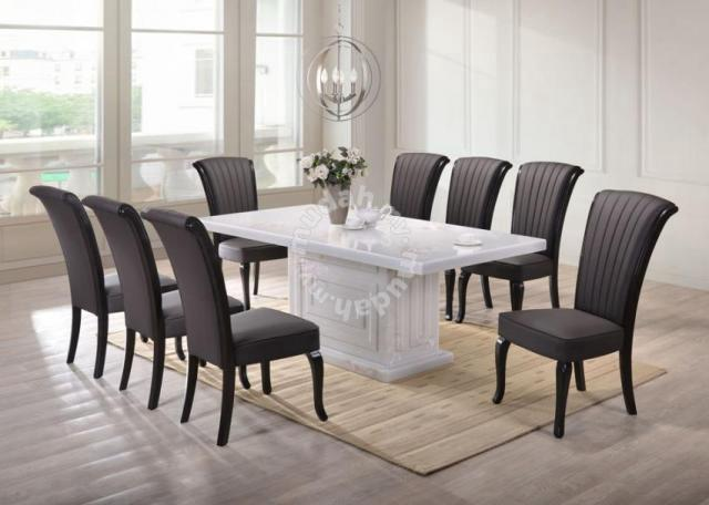 Dining Set 8 Seater Meja Makan Orang Furniture Decoration For In Georgetown Penang