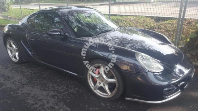 2006 Porsche Cayman 34 S A Cayman S Cars For Sale In Kajang