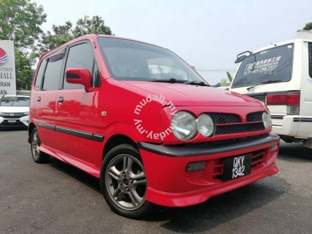 2004 Perodua Kenari 1.0 Aerosport (A) Full Spec - Cars for