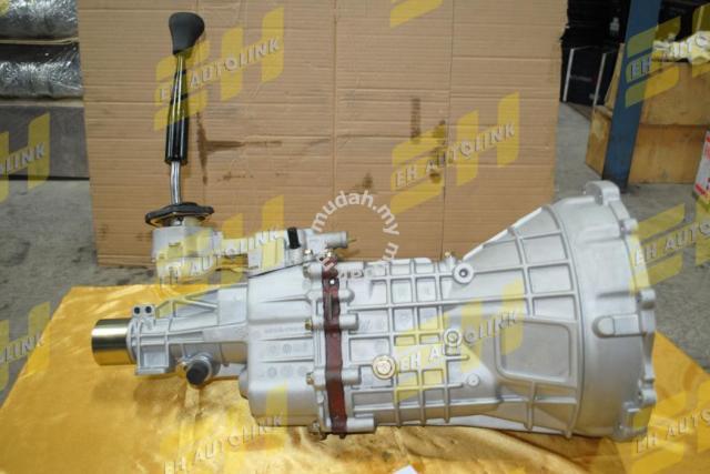 manual gearbox for isuzu d max 2wd 4ja1 car accessories parts rh mudah my