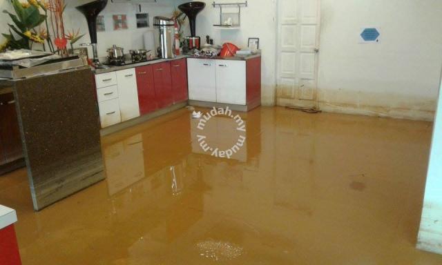Kabinet Dapur Kalis Banjir