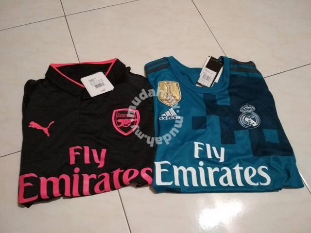 Real Madrid 3rdkit Arsenal 3rd Kit 2017 Sports Outdoors Sale