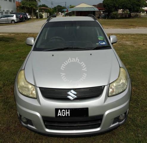 2007 Suzuki SX4 1 6cc (Auto) Crossover & Hatchback